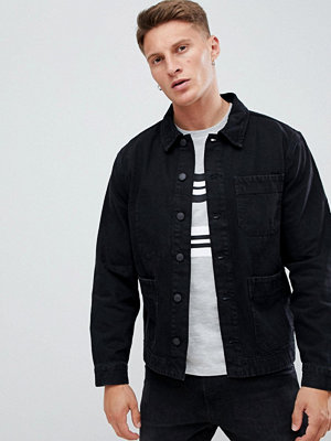 Jeansjackor - New Look worker jacket