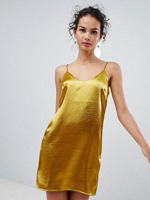 Glamorous cami dress - Acid yellow