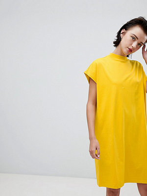 Weekday high neck dress