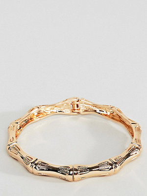 ASOS Curve armband ASOS DESIGN Curve bangle bracelet with chunky textured vintage detail