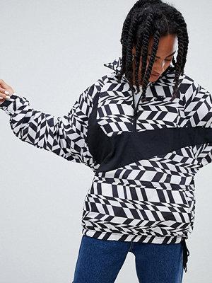 Nike Vaporwave Printed Half Zip Jacket