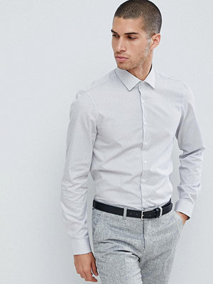 Calvin Klein Slim Fit Fleck Shirt Hunter - Hunter
