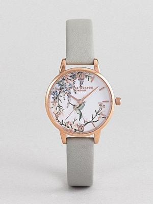 Klockor - Olivia Burton OB16PP22 Painterly Prints Leather Watch
