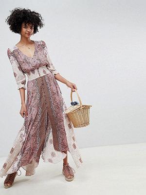 Free People mexicali rose maxi dress - Ivory