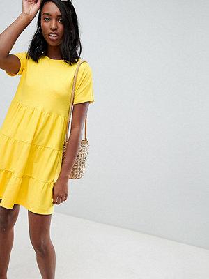 Asos Tall ASOS DESIGN Tall cotton smock dress with panels