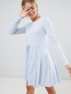 Glamorous smock dress - Light blue
