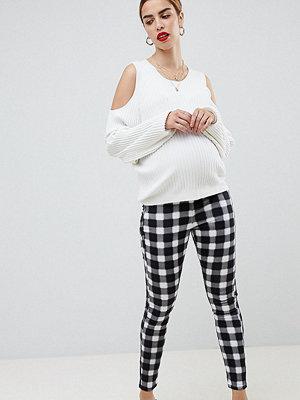ASOS Maternity Rivington Svartvita