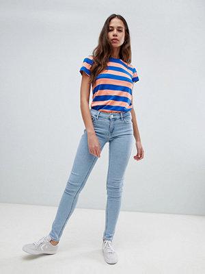 Levis Line 8 Levi's Line 8 mid rise skinny jeans - L8 blane