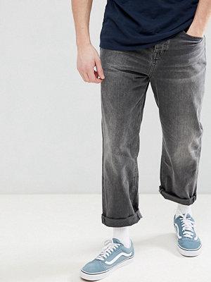 ASOS DESIGN skater jeans in washed black - Washed black