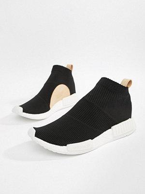 Sneakers & streetskor - Adidas Originals NMD_CS1 PK Trainers In Black AQ0948