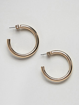 Weekday örhängen large thick hoop earring