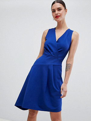Closet London Wrap Detail Dress