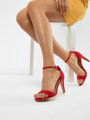 New Look Wide Fit 2-Part Heeled Sandal