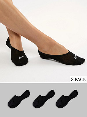 Strumpor - Nike Svarta strumpor i 3-pack