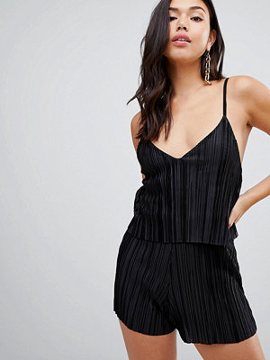Missguided Playsuit med smala axelband