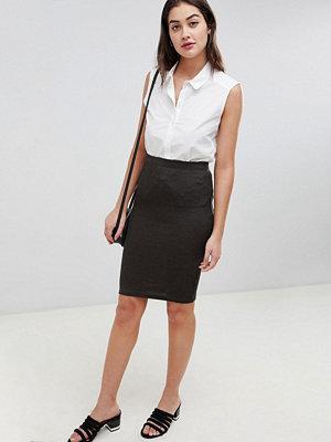 Only New Brooks Bodycon-kjol Tarmac