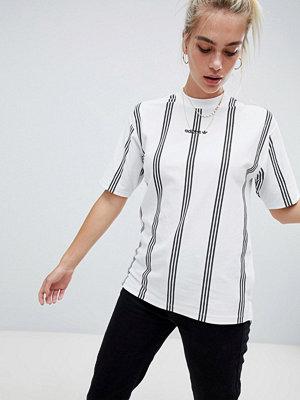 Adidas Originals Adidas Eqt Vitrandig t-shirt med hög halsringning