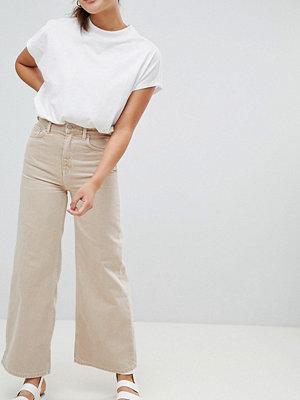 Weekday Ace Jeans med vida ben Ace Sandfart