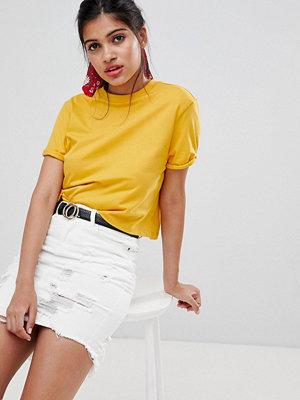 Glamorous Denim minikjol med revor