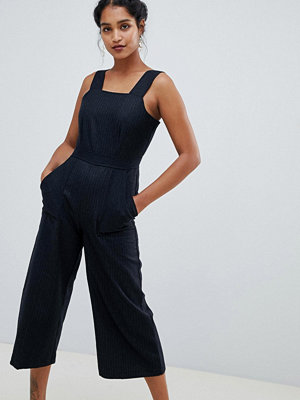 Closet London Figursydd culotte-jumpsuit