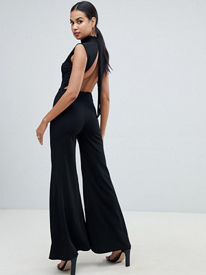 Jumpsuits & playsuits - Club L Jumpsuit med knytning