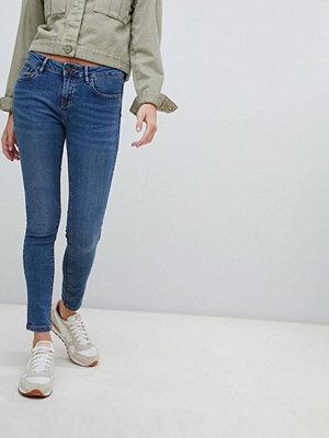 Wåven Freya Smala jeans Stålblå