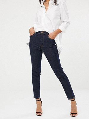 Diesel Babhila skinny jeans med hög midja Skölj