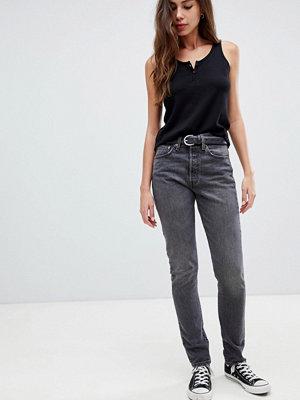 Levi's 501 Skinny jeans Black coast