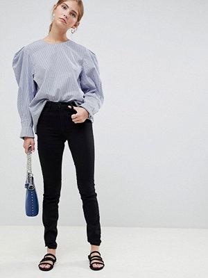 Jdy Ulle Jeans i skinny fit med hög midja