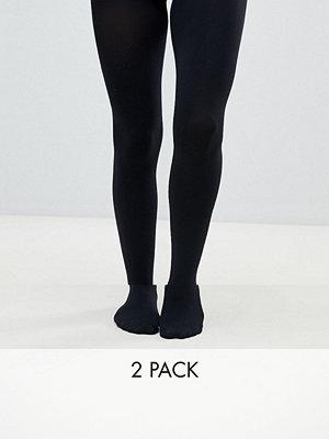 Gipsy 120 denier opak 2 pack tights