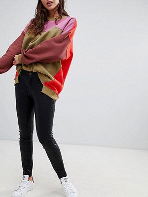 Blank NYC Ytbehandlade skinny jeans Boom bap