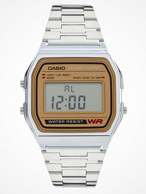 Klockor - Casio Classic Retro Digital Watch A158WEA-9EF
