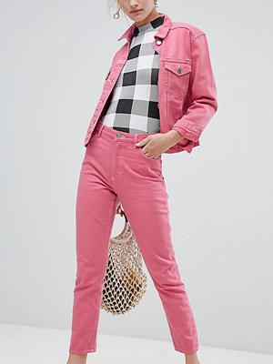 Monki Kimomo Rosa jeans