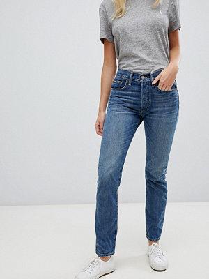 """Polo Ralph Lauren Höga jeans i """"mom jeans""""-modell"""