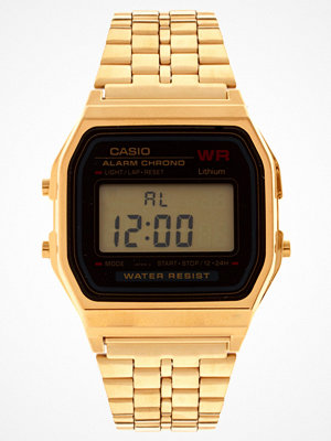 Klockor - Casio A159WGEA-1EF Gold Digital Watch
