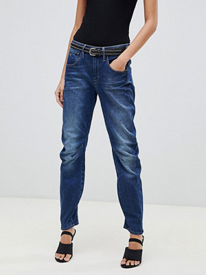 G-Star Arc 3D Jeans i boyfriendmodell med låg midja Medium aged