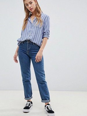 "Lee Jeans Lee Raka jeans i ""mom jeans""-modell"
