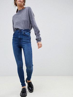 Pimkie Skinny jeans Mörk denim