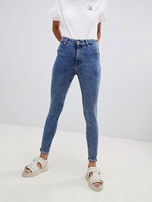 Cheap Monday High Spray Skinny jeans Base blue
