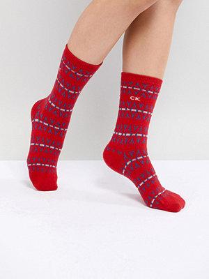 Calvin Klein Julstrumpor i presentförpackning