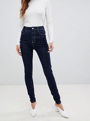 Pimkie Skinny jeans med kontrasterande sömmar Rinced