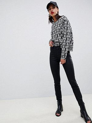 Armani Exchange Skinny jeans 1200 svart