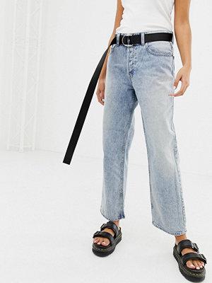 Cheap Monday Bez 90-tals jeans i återvunnen ekologisk bomull Svart