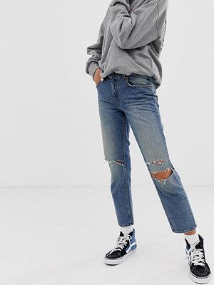 Cheap Monday Revive Jeans i 90-talstil i beskuren modell med återvunnen och ekologisk bomull