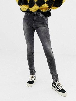Pepe Jeans Regent Jeans med extra smal passform Denim