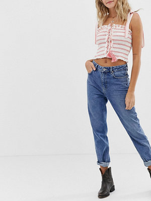 Snygga jeans från Free People - Modegallerian 291ec68cf66f0