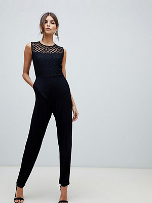 French Connection Figursydd jumpsuit