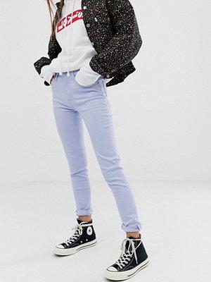 Levi's 721 Ankle grazer-jeans med hög midja