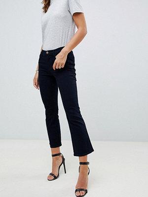 J Brand Selena Utsvängda bootcut-jeans Bluebird