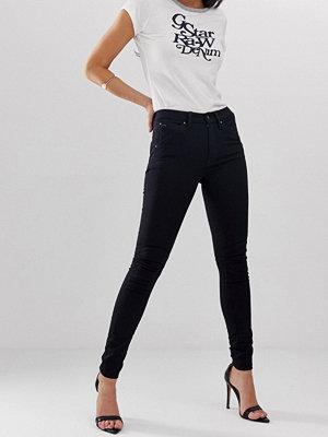 G-Star 5622 Jeans med hög midja och smal passform Rinsed